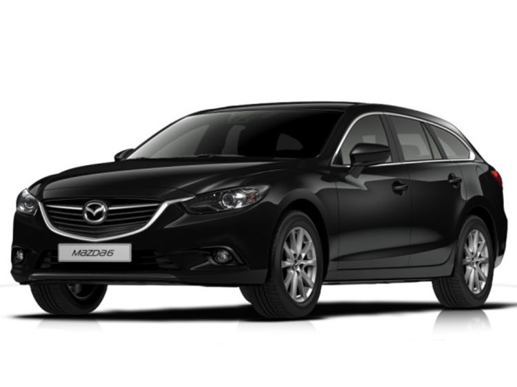 Mazda 6 Tourer SE Nav 2.2 150ps Diesel 6-Speed Manual