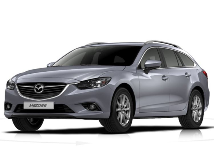 Mazda 6 Tourer SE-L 2.2 150ps Diesel 6-Speed Automatic