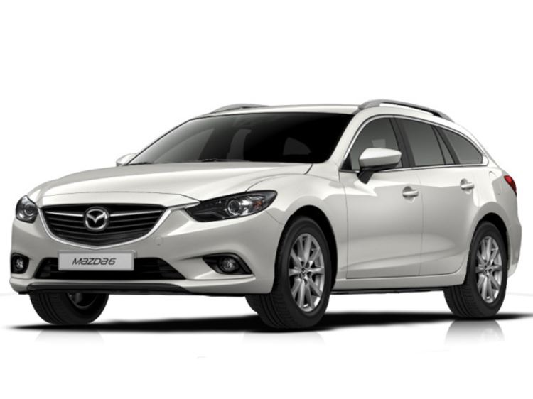 Mazda 6 Tourer SE-L Nav 2.2 150ps Diesel 6-Speed Automatic
