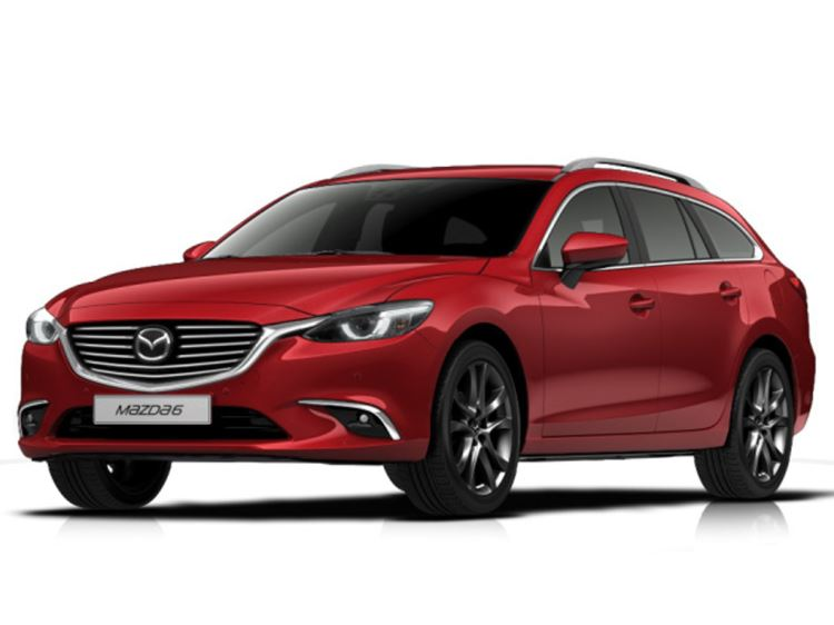 Mazda 6 Tourer Sport Nav 2.2 175ps Diesel 6-Speed Manual