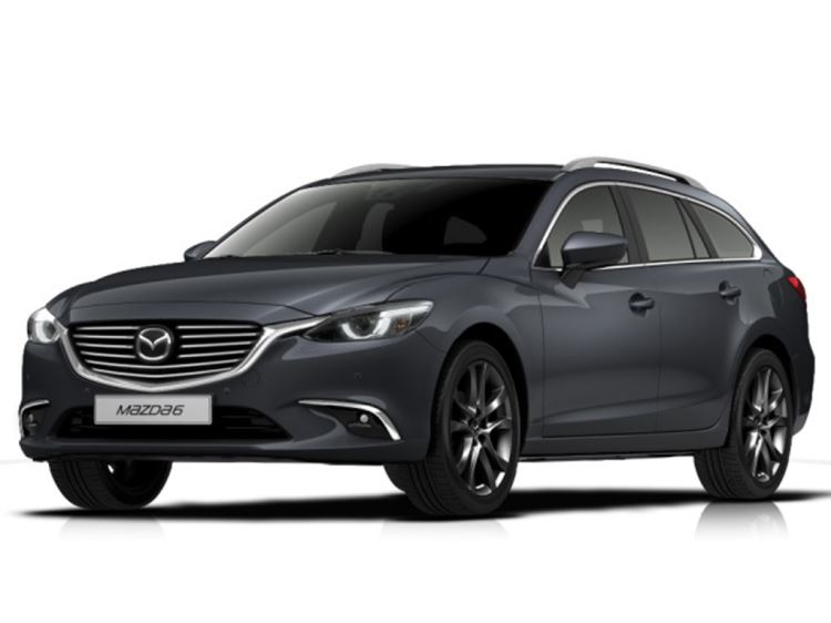 Mazda 6 Tourer Sport Nav 2.2 175ps Diesel 6-Speed Automatic