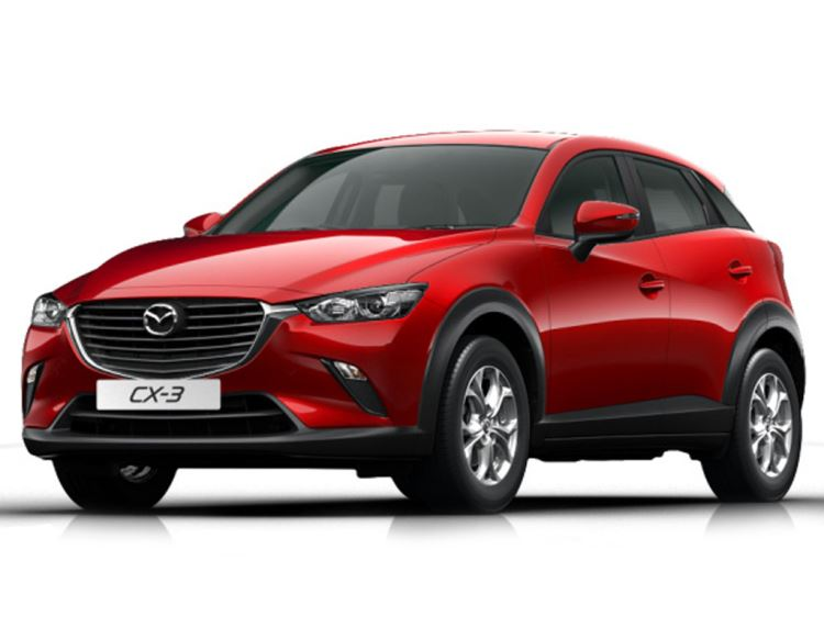 Mazda CX-3 2.0 120ps 2WD SE Nav