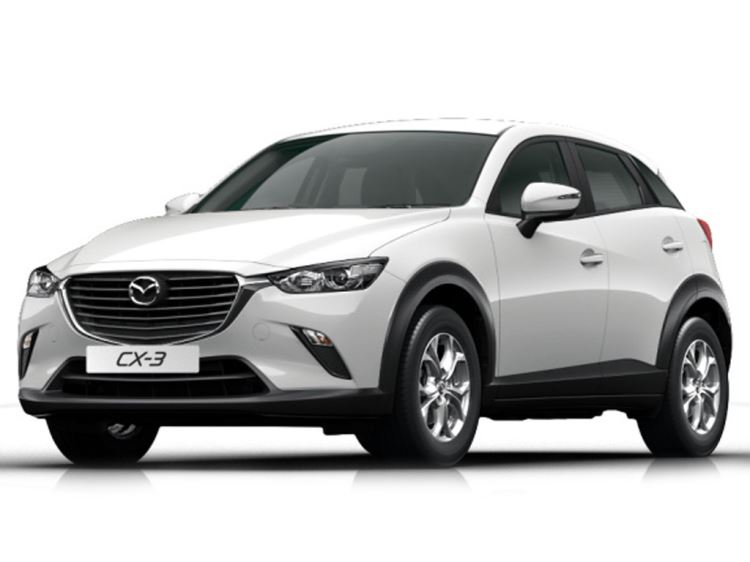 Mazda CX-3 2.0 120ps 2WD SE Nav Automatic