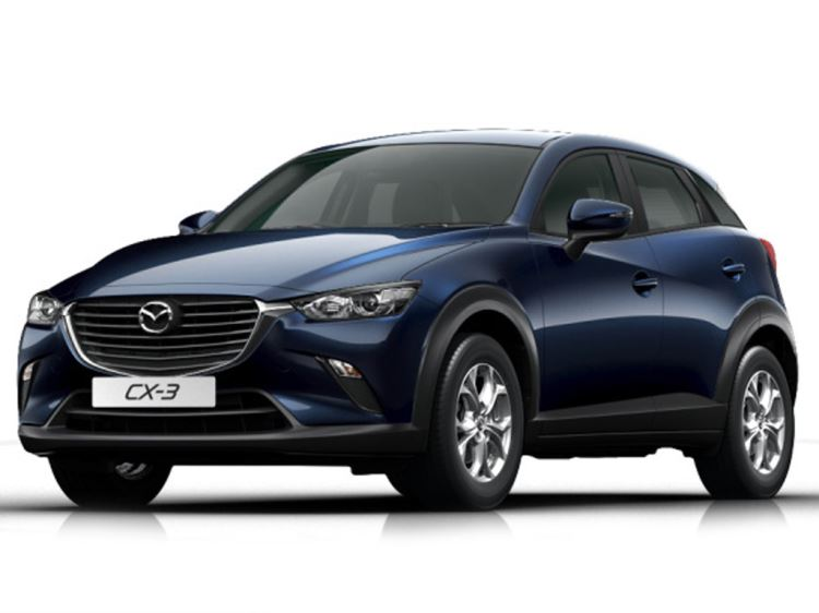 Mazda CX-3 1.5 105ps 2WD SE Nav