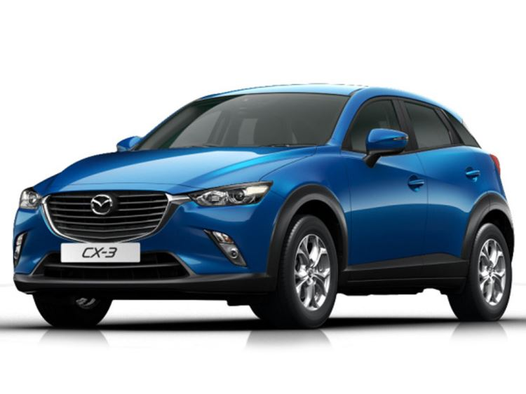 Mazda CX-3 2.0 120ps 2WD SE-L NAV
