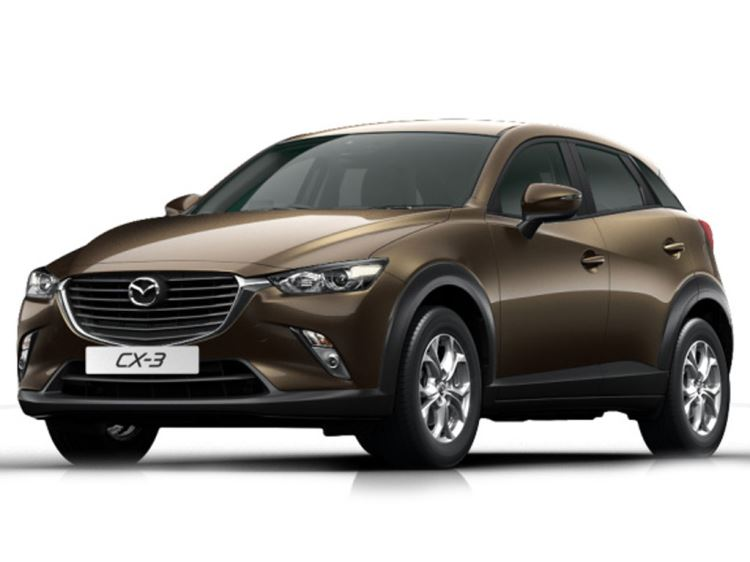 Mazda CX-3 2.0 121ps 2WD SE-L Nav+ Automatic
