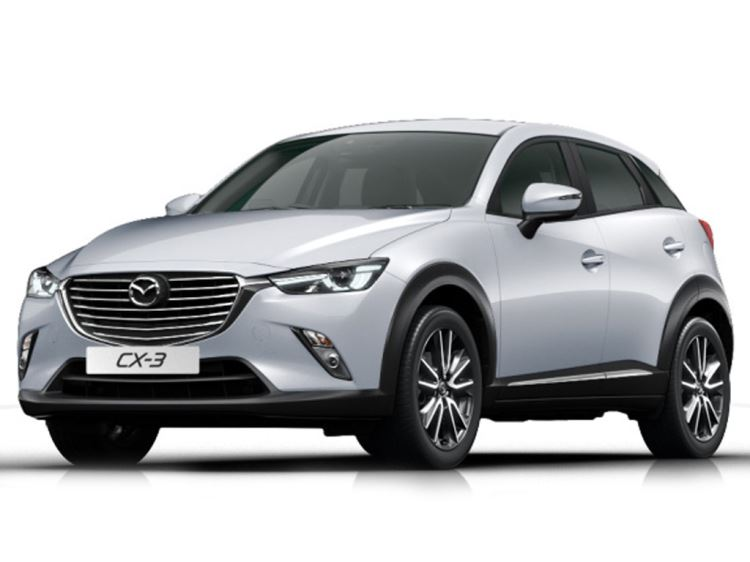 Mazda CX-3 2.0 121ps 2WD Sport Nav+ Automatic