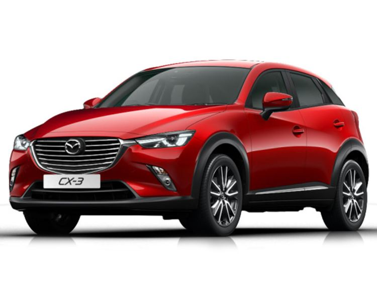 Mazda CX-3 1.5 115ps 2WD Sport Nav+