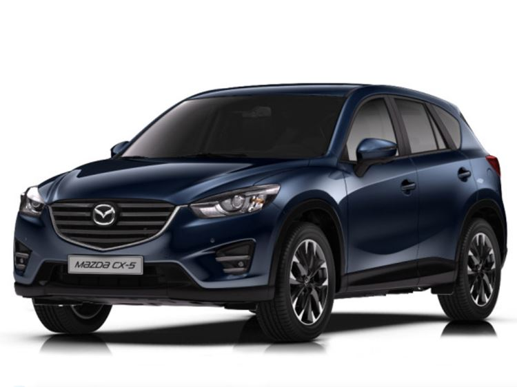 Mazda CX-5 2.0  165ps 2WD Sport Nav