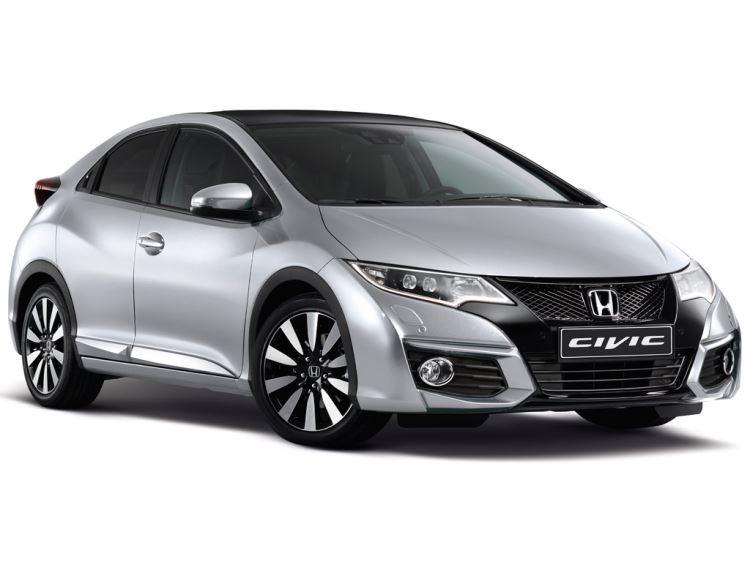 Honda Civic 1.4 i-VTEC SE Plus Navi Manual