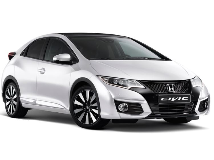 Honda Civic 1.6 i-DTEC SE Plus Navi Manual