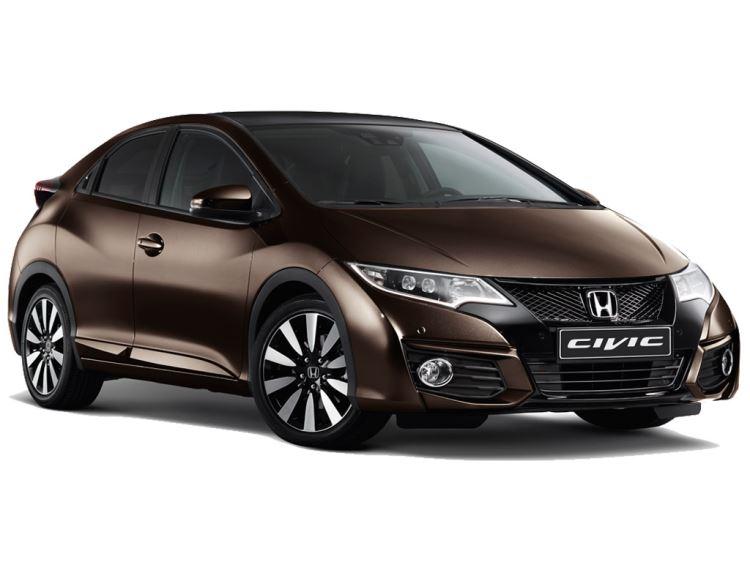 Honda Civic 1.8 i-VTEC SR Manual