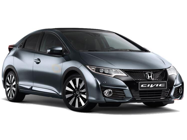 Honda Civic 1.8 i-VTEC SR Automatic