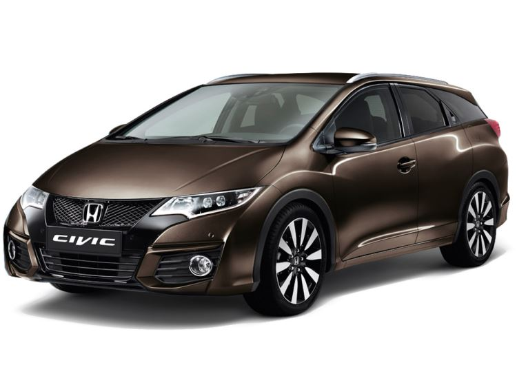 Honda Civic Tourer SE Plus Navi 1.6 i-DTEC Manual