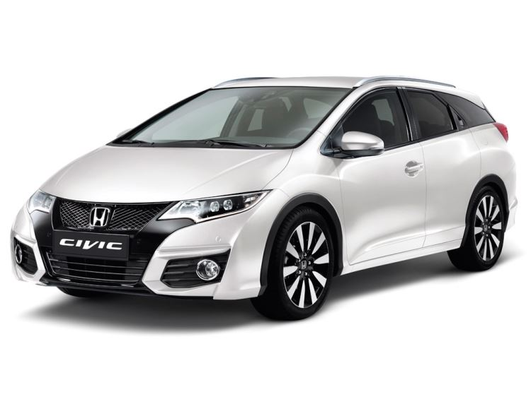 Honda Civic Tourer 1.6  i-DTEC SR 5dr Manual