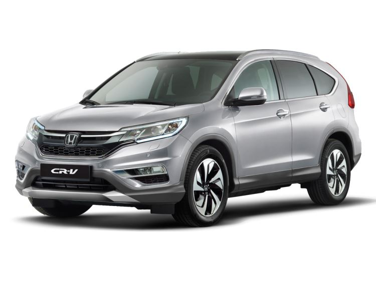 Honda CR-V 2.0 i-Vtec S Manual 2WD