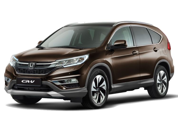 Honda CR-V 2.0 i-Vtec SE Plus Manual 2WD