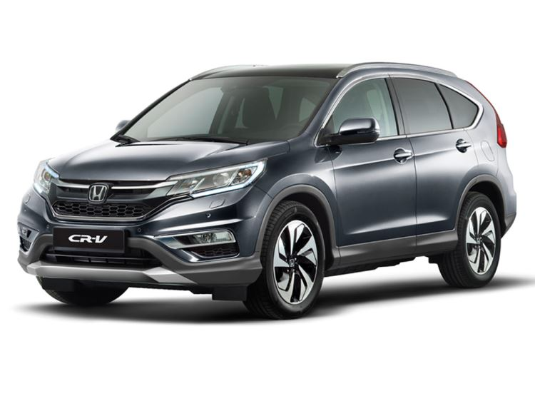 Honda CR-V 2.0 i-Vtec SE Plus Manual