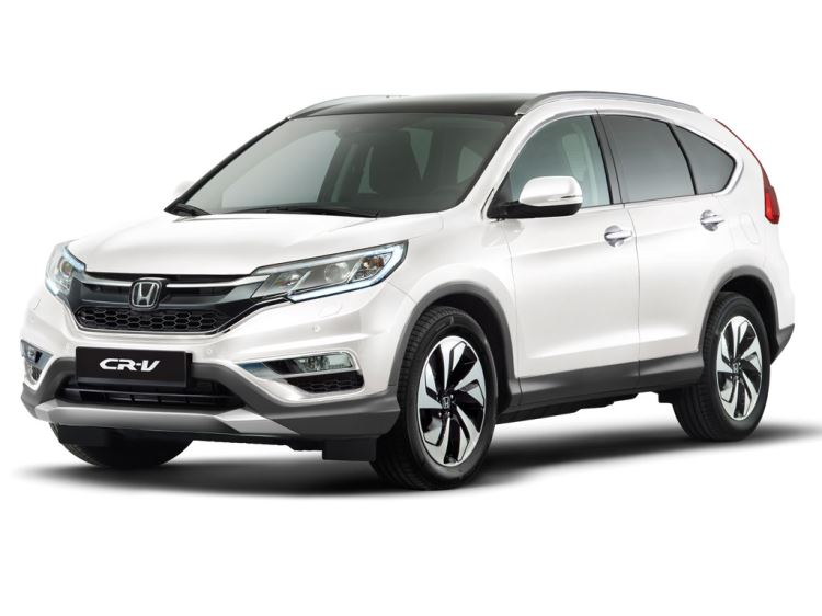 Honda CR-V 2.0 i-Vtec SE Plus Navi Manual