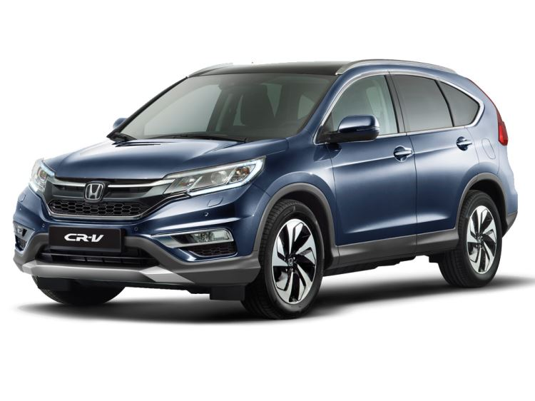 Honda CR-V 2.0 i-Vtec SE Plus 2WD 5dr Manual