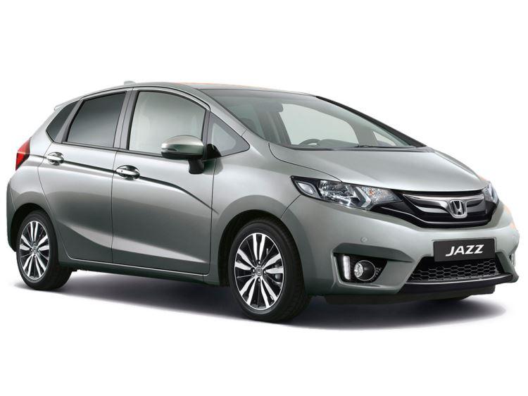 Honda Jazz 1.3 i-VTEC SE 5dr CVT