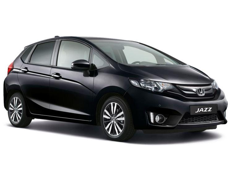 Honda Jazz 1.3 i-Vtec EX Navi 5dr CVT