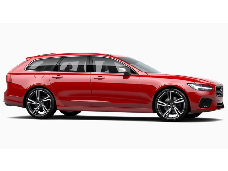 Volvo V90 D4 R-Design Including Metallic Paint