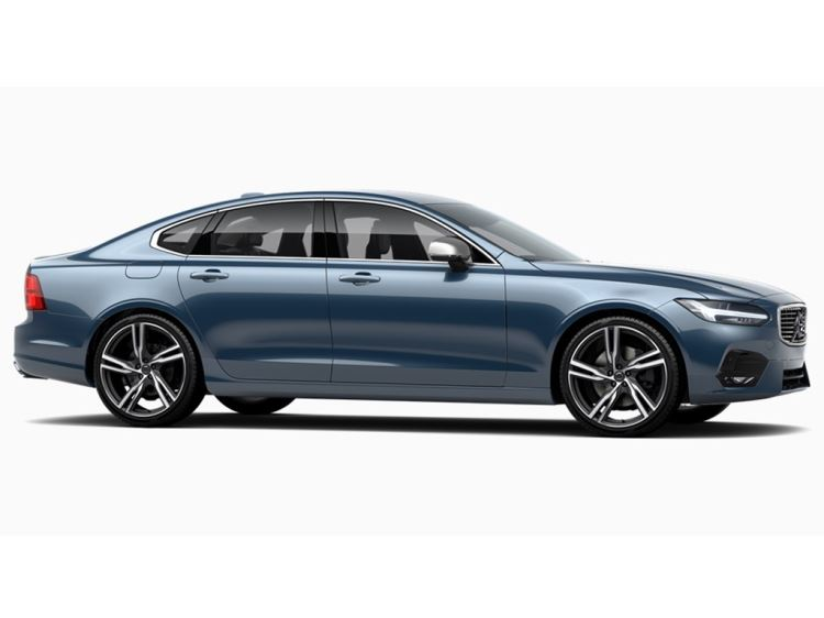 Volvo S90 D4 R-Design Including Metallic Paint