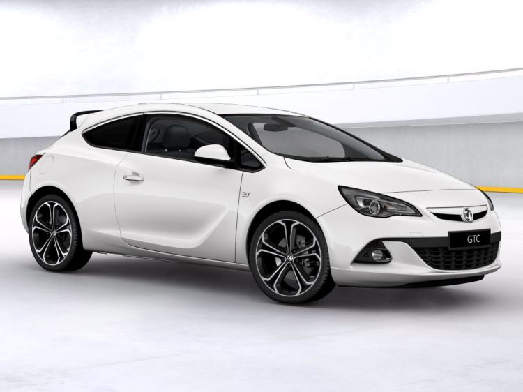 Vauxhall Astra GTC LIMITED EDITION 1.4i 140PS Turbo auto