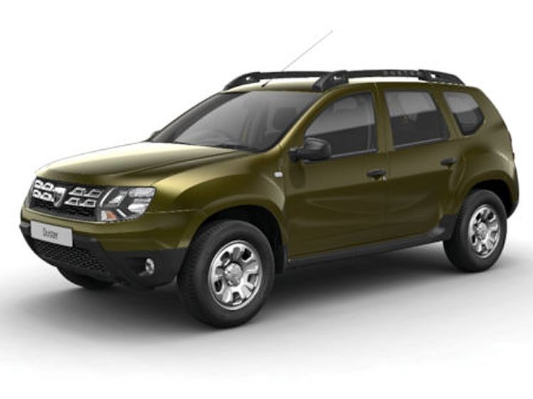 Dacia Duster Ambiance SCe 115 4x4