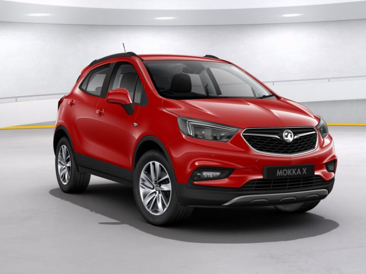 Vauxhall Mokka X DESIGN NAV 1.4i Turbo 140PS auto FWD