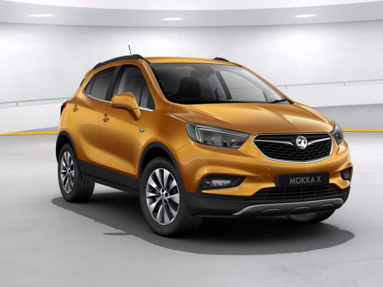 Vauxhall Mokka X ELITE 1.4i Turbo 140PS auto FWD