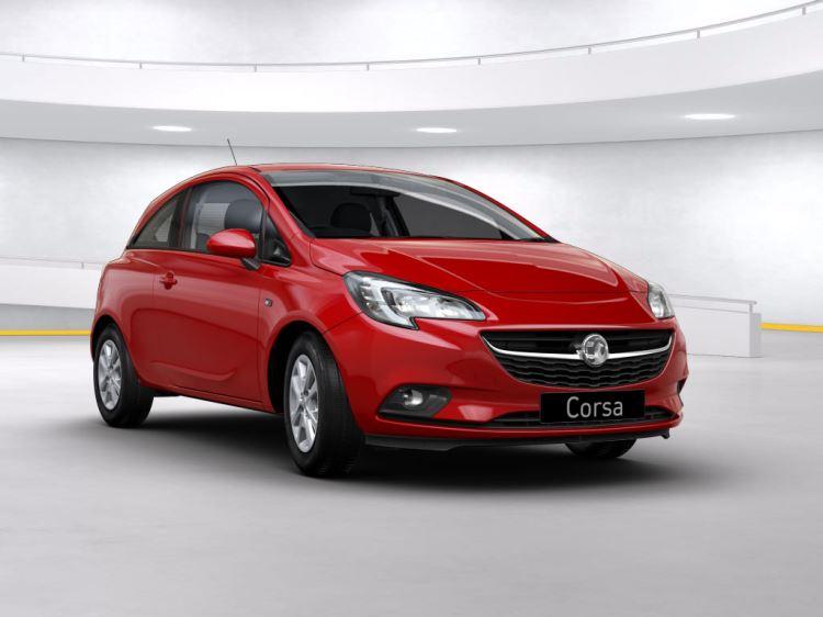 Vauxhall Corsa ENERGY 1.4i 75PS ecoFLEX 3dr