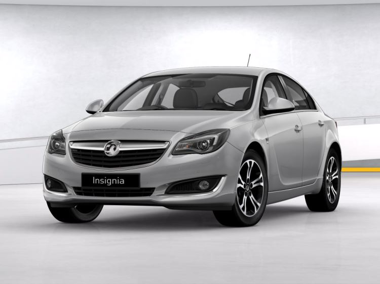 Vauxhall Insignia LIMITED EDITION 1.8i 140PS