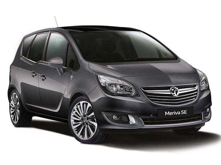 Vauxhall Meriva SE 1.4i 100PS