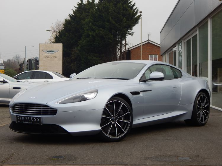 Aston Martin DB9 V12 GT 2dr Touchtronic 5.9 Automatic 3 door Coupe (2016) image