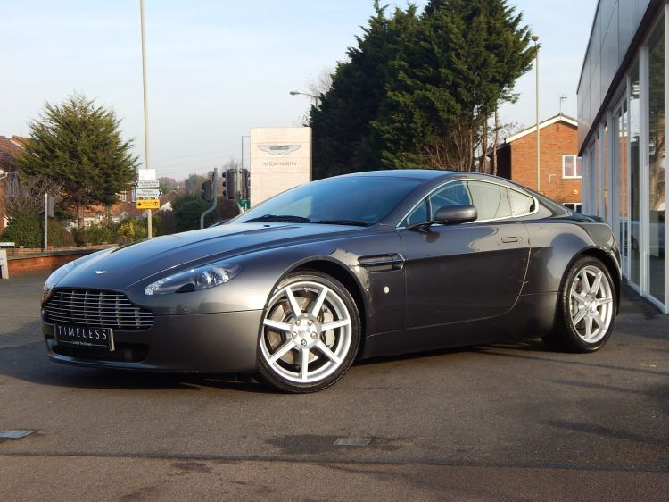 Aston Martin V8 Vantage Coupe 2dr 4.3 3 door Coupe (2007) image
