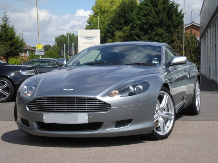 Aston Martin DB9 V12 4dr Touchtronic 6.0 Automatic 2 door Coupe (2007) image