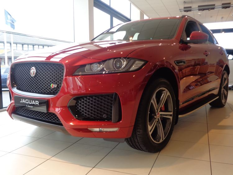 Jaguar  We will endeavour not to be beaten on price.
