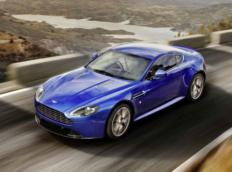 Aston Martin V8 Vantage S Coupe is available to buy from Grange today