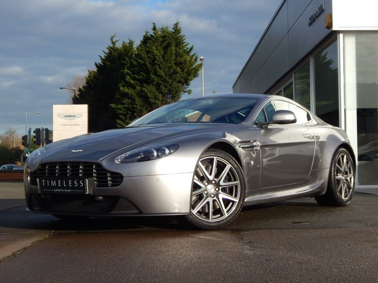 Aston Martin V8 Vantage Coupe 2dr Sportshift [420] 4.7 Automatic 3 door Coupe (2012) image