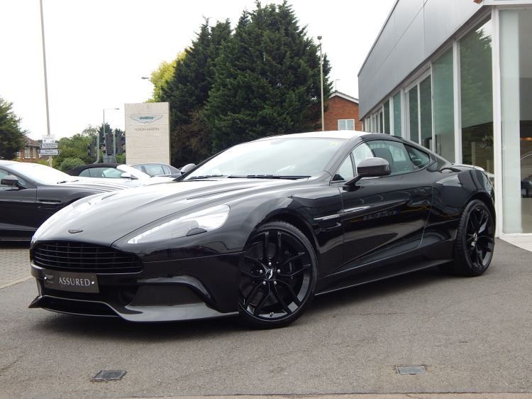 Aston Martin Vanquish Carbon Edition Carbon 6.0 Automatic 2 door Coupe (2015) image