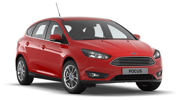 Ford Focus Zetec Edition 1.0T EcoBoost 100ps 5dr