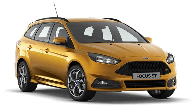 Ford Focus ST Estate 2.0T 250ps ST-2