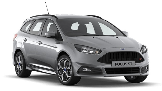 Ford Focus ST Estate ST-2 2.0 TDCi 185PS Powershift