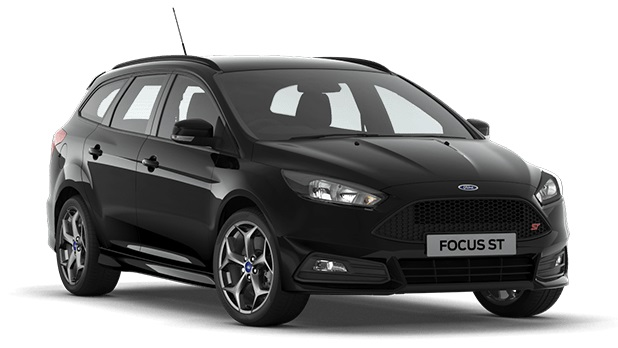 Ford Focus ST Estate ST-2 2.0TDCi 185PS