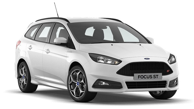 Ford Focus ST Estate ST-3 2.0TDCi 185ps