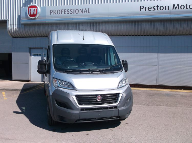 used vans for sale preston motor park fiat and volvo. Black Bedroom Furniture Sets. Home Design Ideas