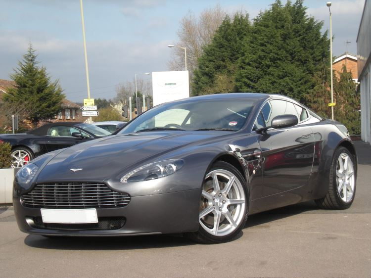 Aston Martin V8 Vantage Coupe 2dr Sportshift 4.3 Automatic 3 door Coupe (2008) image