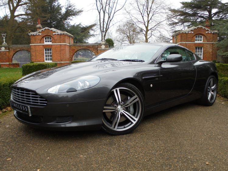 Aston Martin DB9 V12 2dr Touchtronic [470] 5.9 Automatic Coupe (2009 MODEL) image